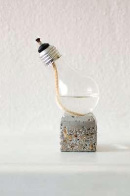 创意油灯用智慧照亮爱家迷你球阀